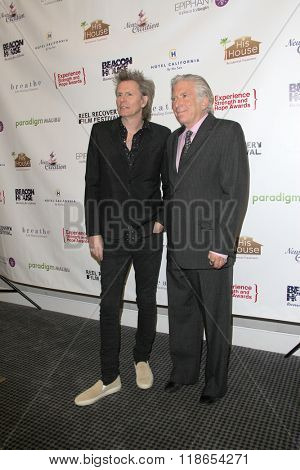 John Taylor and Leonard Lee Buschel arrives at the