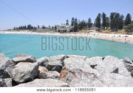 Cottesloe Beach: View from the Breakwater