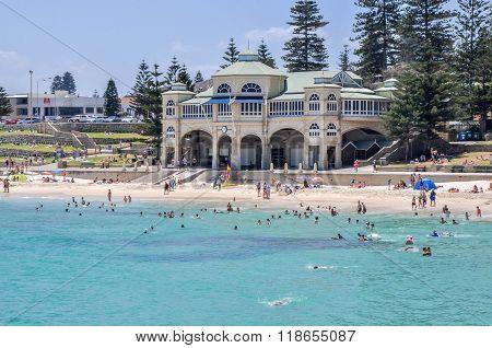 Cottesloe Beach Scene