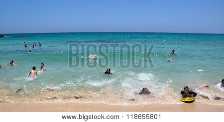 Cottesloe Beach: Water Fun