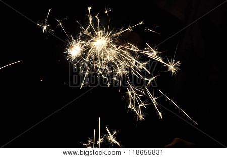 Sparkler Magic