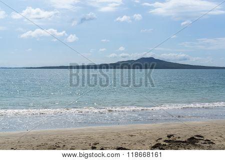 Auckland Beach View