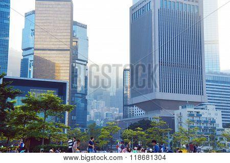 Tamar Park Of Hong Kong