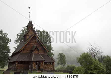 Eidsborg Stave Church (Stavkirke)