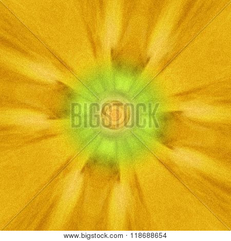 Surreal Macro Flower Background