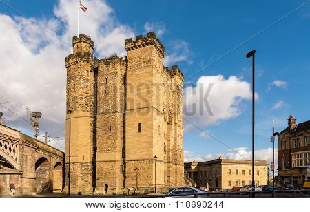 Newcastle's Castle Keep