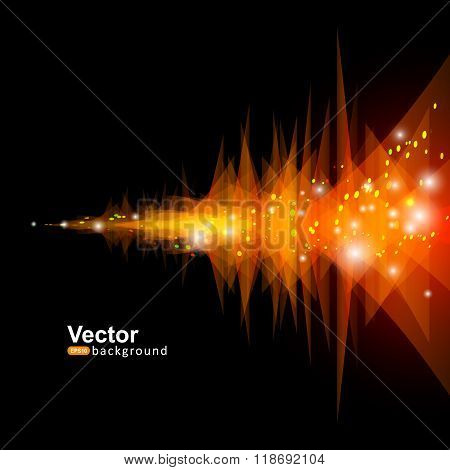 Vector Equalizer Art