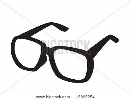 black glasses icons