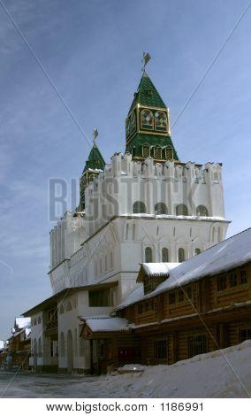Russian National Architectonics