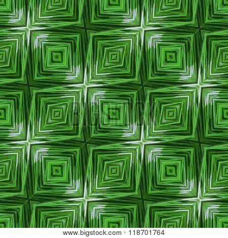 Abstract Organic Green Seamless Texture