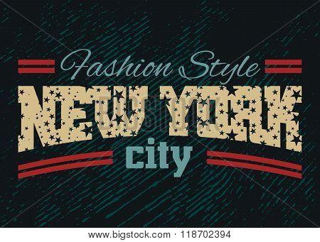 New York City Fashion Style Denim 1