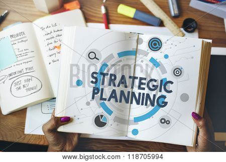 Strategic Planning Statement Vision Mission Concept