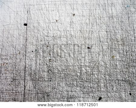 dirty scribbled table texture