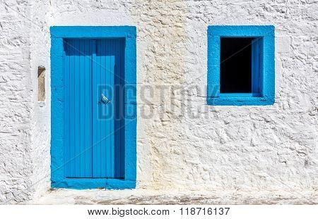 Greek Colors Building