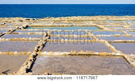Salt Pans Gozo