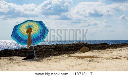 Swimming In Gozo