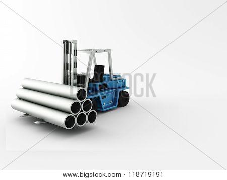 Fork-lift Truck