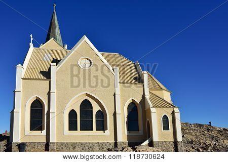 Evangelical Lutheran Church In Luderitz