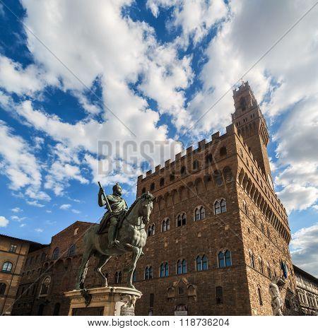 Vecchio Palace View
