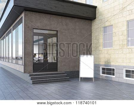 Office On The Ground Floor