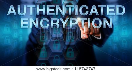 Programmer Touching Authenticated Encryption