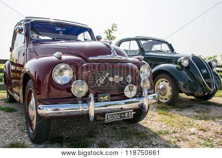 Topolino Cars