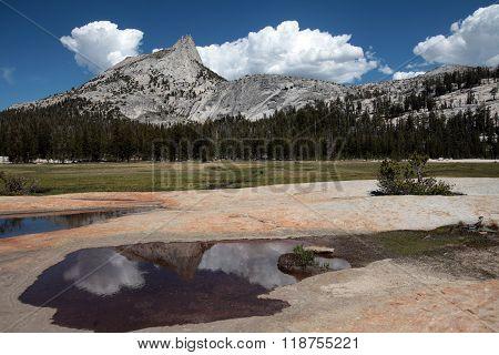 Cathedral Peak, Yosemite National Park