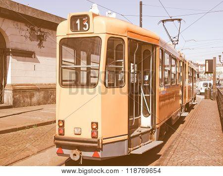 A Tram Vintage