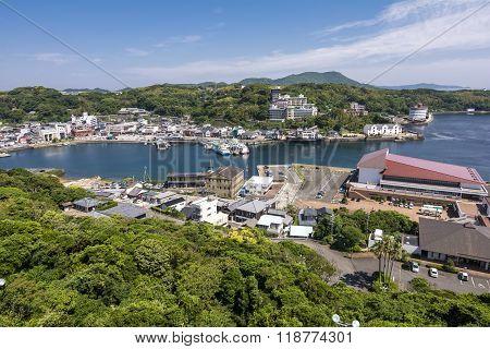 Hirado city