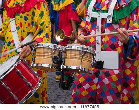 Rio Braxil Samba Carnival Music