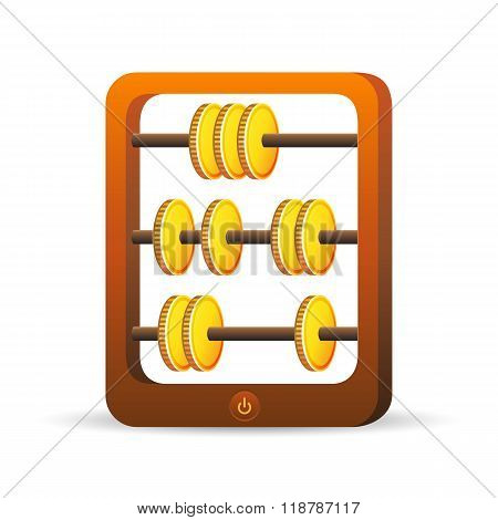 Finance Bills Vector Illustration