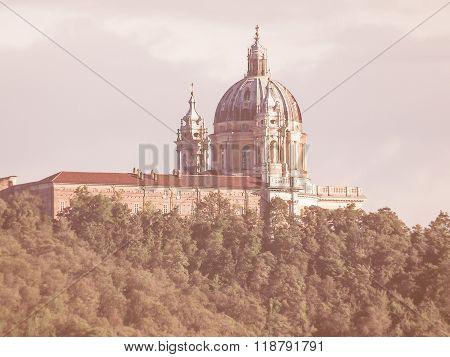 Basilica Di Superga Turin Vintage