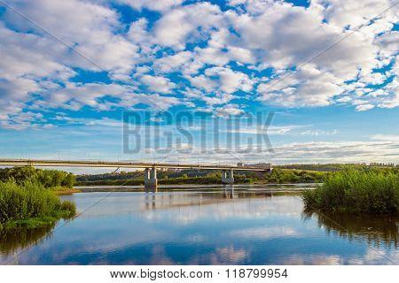 bridge over vyatka