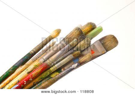 Artist Brushes 1