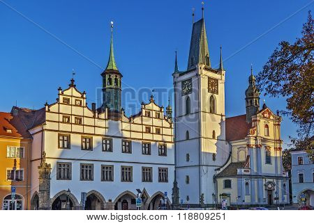 Cathedral Of St. Stephen, Letomerice, Czech Republic