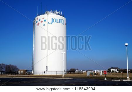 Joliet Water Tower