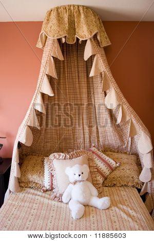 Moderno decorado habitación/juvenil infantil