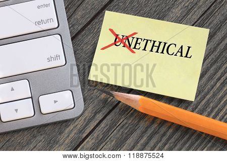 ethical concept