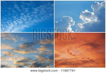 sky composition