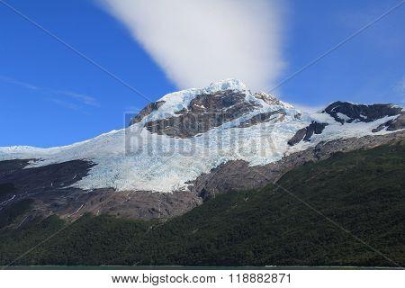 Mountain in El Calafate, Patagonia, Argentina