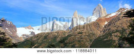Cerro Fitz Roy - El Chalten