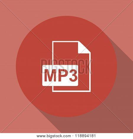 Mp3 File Icon