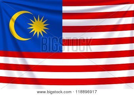 back flag malaysia
