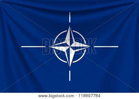back flag nato