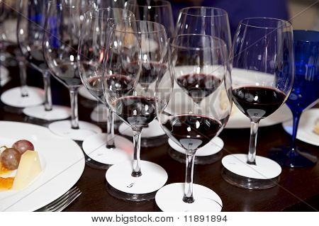 Professional Winetasting Contest