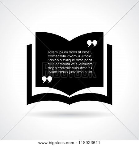 Quote book template