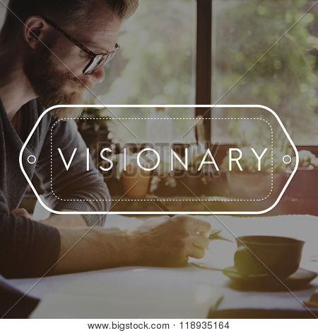 Visionary Imaginary Ambition Creativity Idea Concept