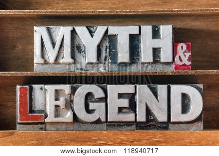 Myth And Legend