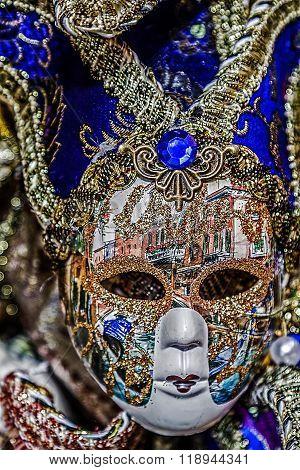 Venezian Mask 28