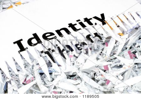 Roubo de identidade